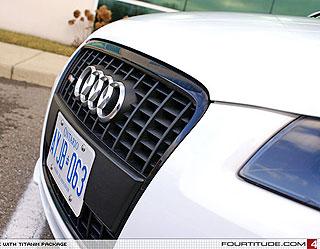 Audi A3 3.2 S-line Titanium Package 3