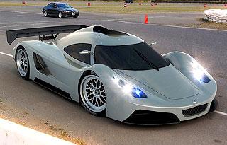 2005 I2B Concept Project Raven Le Mans Prototype 2