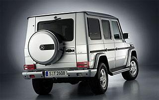 Mercedes-Benz G-Class 2