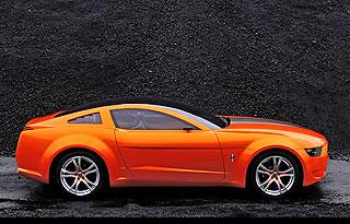 2006 Ford Mustang Giugiaro Concept 3