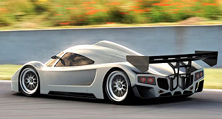2005 I2B Concept Project Raven Le Mans Prototype 4