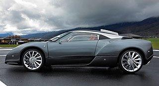2007 Spyker C12 Zagato 5