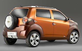 2007 Chevrolet Trax Concept 3