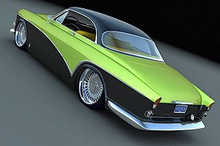 1966 Volvo Amazon Custom Coupe by Bo Zolland 6