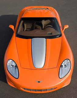2007 Callaway C16 based on Chevrolet Corvette 3