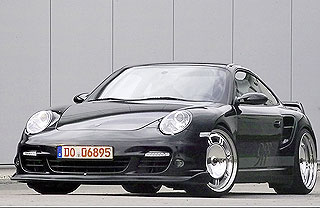 2007 9ff Porsche 911 997 Turbo Airforce