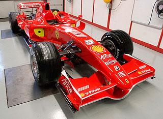 2007 Ferrari F2007 2