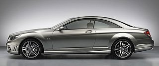 2008 Mercedes-Benz CL65 AMG 3