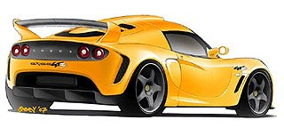 Lotus Exige GT3 Concept 2