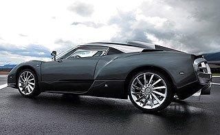 2007 Spyker C12 Zagato 3