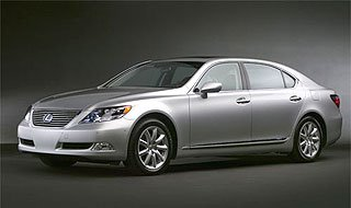 Lexus 2008 LS600h L