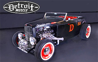 D-Rod Detroit Muscle