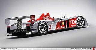 2007 Audi R10 TDI 2
