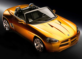 2007 Dodge Demon Roadster Concept