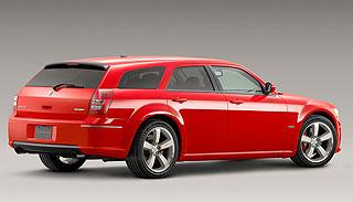 2008 Dodge Magnum SRT8 5