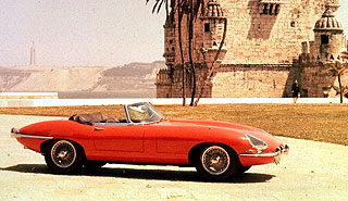 1961-1963 Jaguar E-Type 4