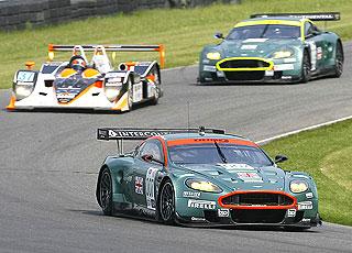 2006 Aston Martin DBR9 2