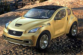 Hyundai 2+2 Hellion Concept