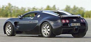 2004 Bugatti Veyron Prototype 3
