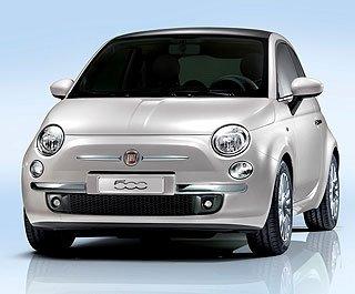2008 Fiat New 500