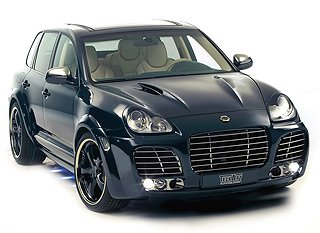 2007 TechArt Magnum de Sede based on Porsche Cayenne