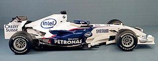 2007 BMW Sauber F1.07 2
