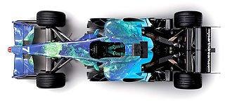2007 Honda Racing F1 RA107 3
