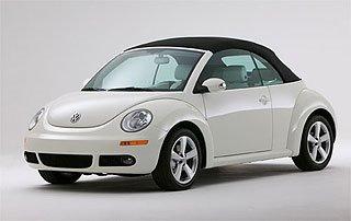 Volkswagen Special Edition New Beetle Convertible