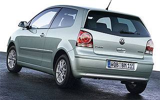 Volkswagen BlueMotion Polo 2