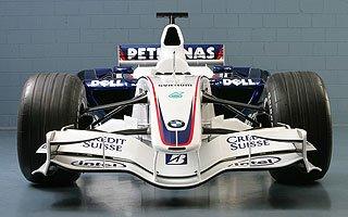 2007 BMW Sauber F1.07 3