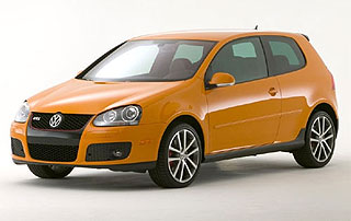 Volkswagen Fahrenheit GTI Special Edition