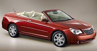 Chrysler 2008 Sebring Convertible