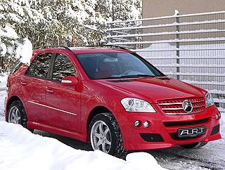 2007 ART Program 164 for Mercedes-Benz ML Class
