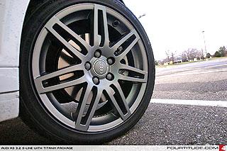 Audi A3 3.2 S-line Titanium Package 4