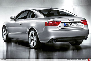 Audi A5 Coupe photo 4