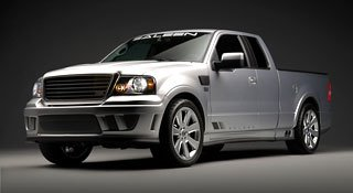 2007 Saleen S331 Sport Truck based on Ford F-150