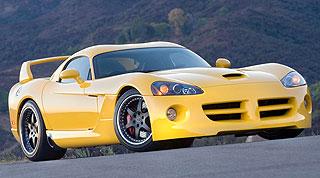 2007 Hennessey Twin Turbo Dodge Viper SRT