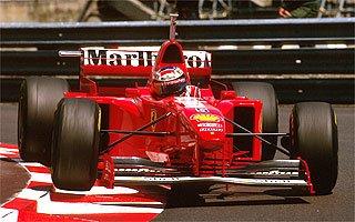 1997 f1 car