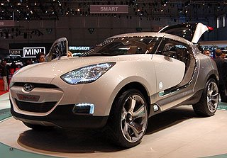 Hyundai HED-4 concept