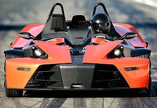 2007 KTM X-Bow Prototype 2