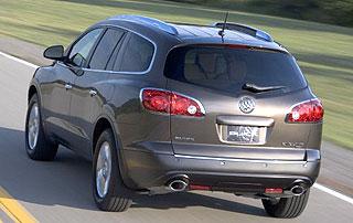 2008 Buick Enclave 3