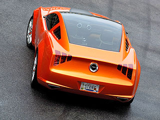 2006 Ford Mustang Giugiaro Concept 4