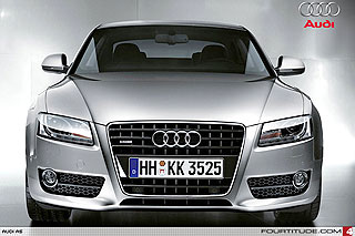 Audi A5 Coupe photo 2