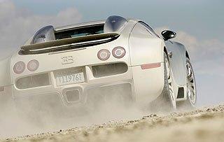 2007 Bugatti Veyron 4