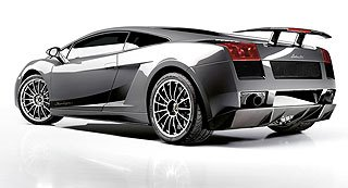 2007 Lamborghini Gallardo Superleggera photo 4