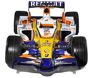 2007 Renault F1 R27 4