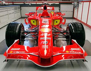 2007 Ferrari F2007 3