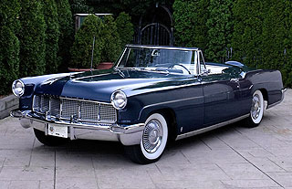 1956 Continental Mark II Convertible 2