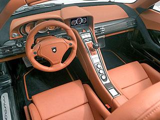 2007 Gemballa Porsche Carrera Mirage GT 5