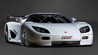 2007 Koenigsegg CCGT 2